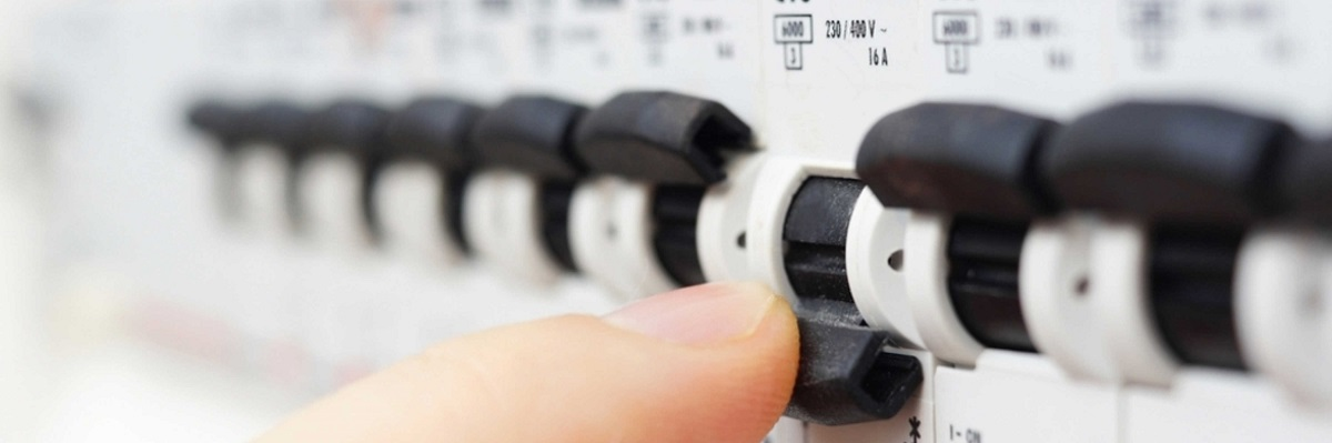 image of circuit breakers